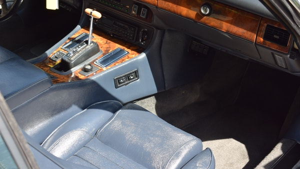 1990 Jaguar XJ-S V12 Convertible LHD For Sale (picture 34 of 120)