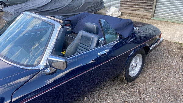 1990 Jaguar XJ-S V12 Convertible LHD For Sale (picture 73 of 120)