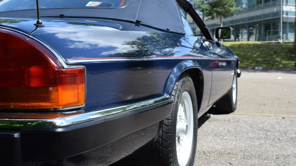 1990 Jaguar XJ-S V12 Convertible LHD For Sale (picture 66 of 120)