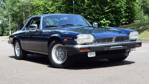 1990 Jaguar XJ-S V12 Convertible LHD For Sale (picture 13 of 120)