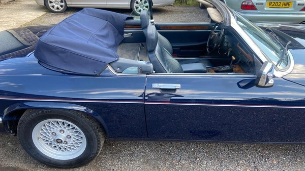 1990 Jaguar XJ-S V12 Convertible LHD For Sale (picture 71 of 120)