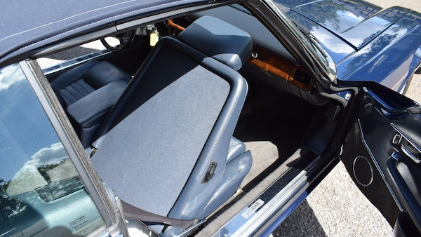 1990 Jaguar XJ-S V12 Convertible LHD For Sale (picture 40 of 120)