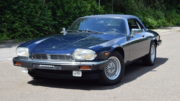 1990 Jaguar XJ-S V12 Convertible LHD For Sale (picture 12 of 120)