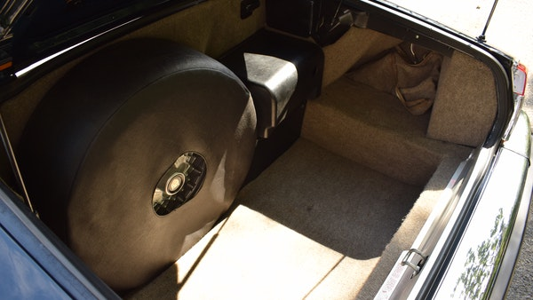 1990 Jaguar XJ-S V12 Convertible LHD For Sale (picture 55 of 120)