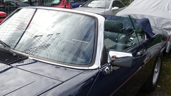 1990 Jaguar XJ-S V12 Convertible LHD For Sale (picture 90 of 120)