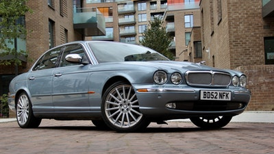 2003 Jaguar XJ Super V8