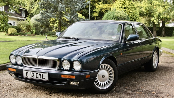 RESERVE LOWERED - 1996 Jaguar XJ12 For Sale (picture 8 of 120)