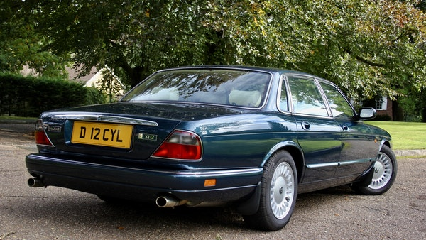 RESERVE LOWERED - 1996 Jaguar XJ12 For Sale (picture 9 of 120)