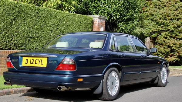 RESERVE LOWERED - 1996 Jaguar XJ12 For Sale (picture 7 of 120)