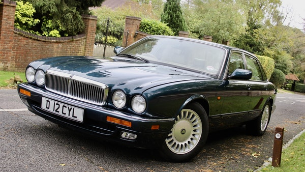 RESERVE LOWERED - 1996 Jaguar XJ12 For Sale (picture 1 of 120)