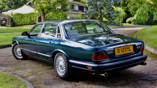 RESERVE LOWERED - 1996 Jaguar XJ12 For Sale (picture 10 of 120)