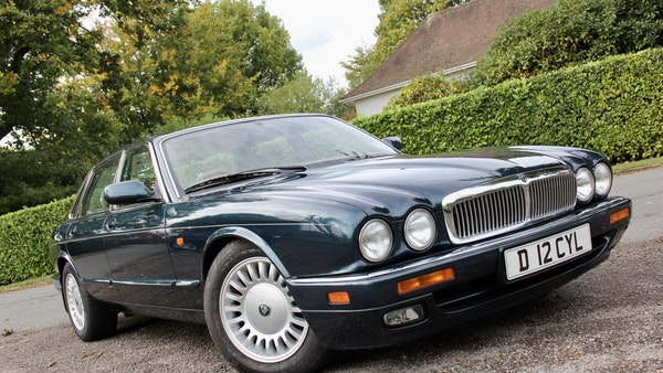 RESERVE LOWERED - 1996 Jaguar XJ12 For Sale (picture 15 of 120)