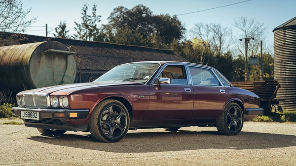 1989 Jaguar XJ40 project cars with Lister modifications For Sale (picture 7 of 153)