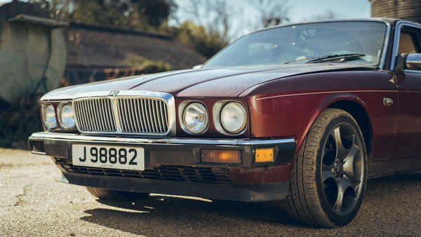 1989 Jaguar XJ40 project cars with Lister modifications For Sale (picture 51 of 153)