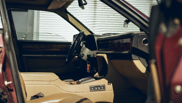1989 Jaguar XJ40 project cars with Lister modifications For Sale (picture 49 of 153)