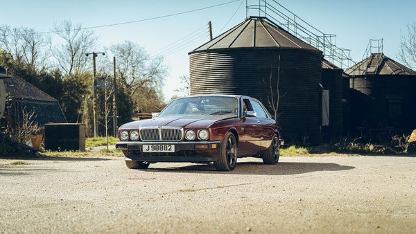 1989 Jaguar XJ40 project cars with Lister modifications For Sale (picture 5 of 153)