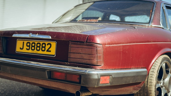 1989 Jaguar XJ40 project cars with Lister modifications For Sale (picture 66 of 153)