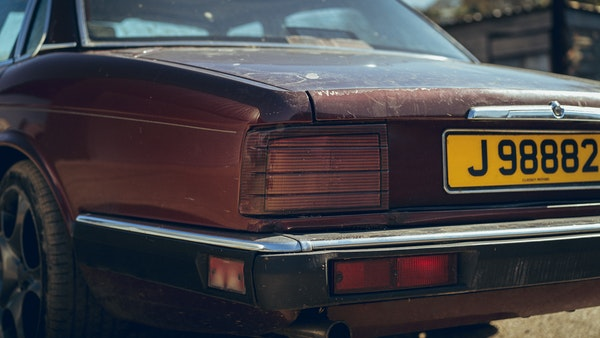 1989 Jaguar XJ40 project cars with Lister modifications For Sale (picture 65 of 153)