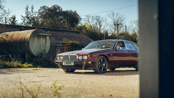 1989 Jaguar XJ40 project cars with Lister modifications For Sale (picture 6 of 153)