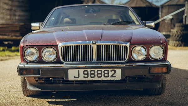 1989 Jaguar XJ40 project cars with Lister modifications For Sale (picture 18 of 153)