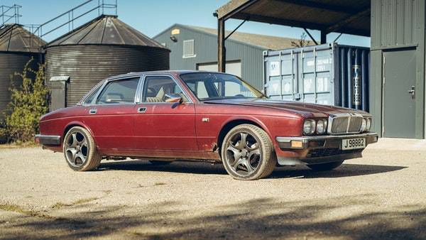 1989 Jaguar XJ40 project cars with Lister modifications For Sale (picture 16 of 153)