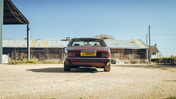 1989 Jaguar XJ40 project cars with Lister modifications For Sale (picture 11 of 153)