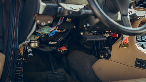 1989 Jaguar XJ40 project cars with Lister modifications For Sale (picture 37 of 153)
