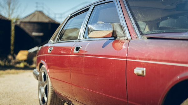 1989 Jaguar XJ40 project cars with Lister modifications For Sale (picture 61 of 153)