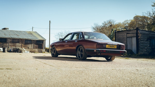 1989 Jaguar XJ40 project cars with Lister modifications For Sale (picture 10 of 153)