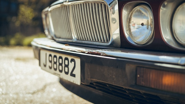1989 Jaguar XJ40 project cars with Lister modifications For Sale (picture 57 of 153)