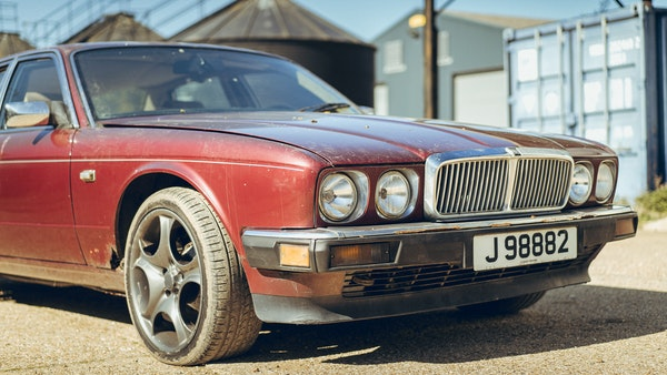 1989 Jaguar XJ40 project cars with Lister modifications For Sale (picture 53 of 153)