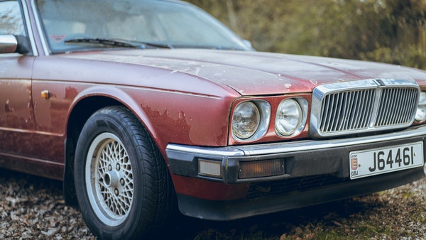1989 Jaguar XJ40 project cars with Lister modifications For Sale (picture 109 of 153)
