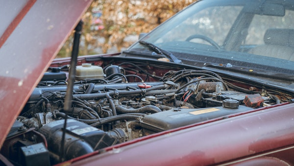 1989 Jaguar XJ40 project cars with Lister modifications For Sale (picture 142 of 153)