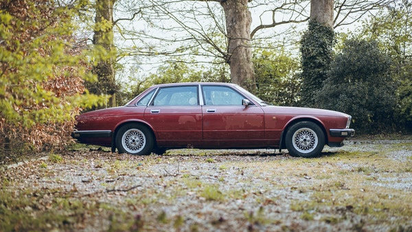 1989 Jaguar XJ40 project cars with Lister modifications For Sale (picture 81 of 153)
