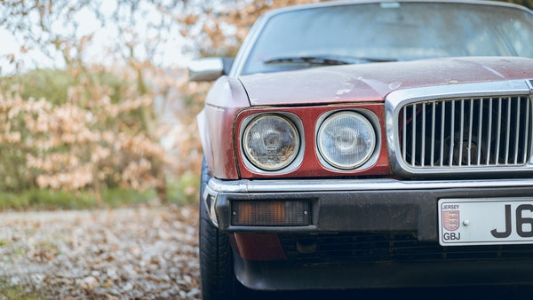 1989 Jaguar XJ40 project cars with Lister modifications For Sale (picture 110 of 153)