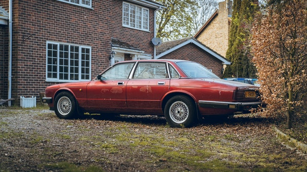 1989 Jaguar XJ40 project cars with Lister modifications For Sale (picture 87 of 153)