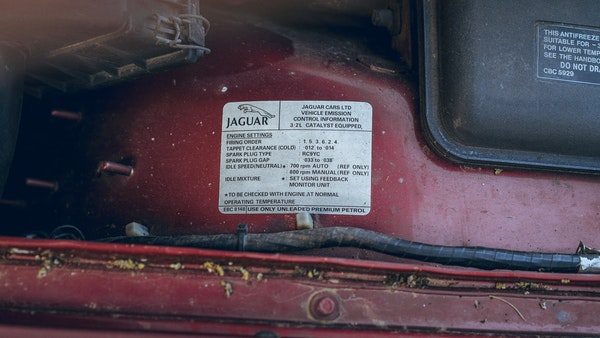 1989 Jaguar XJ40 project cars with Lister modifications For Sale (picture 143 of 153)