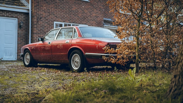 1989 Jaguar XJ40 project cars with Lister modifications For Sale (picture 88 of 153)