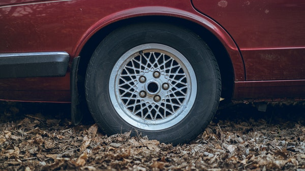 1989 Jaguar XJ40 project cars with Lister modifications For Sale (picture 92 of 153)