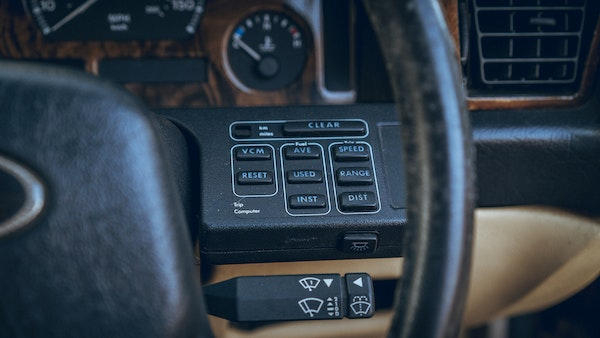 1989 Jaguar XJ40 project cars with Lister modifications For Sale (picture 101 of 153)