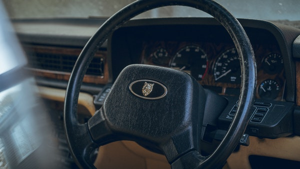 1989 Jaguar XJ40 project cars with Lister modifications For Sale (picture 99 of 153)