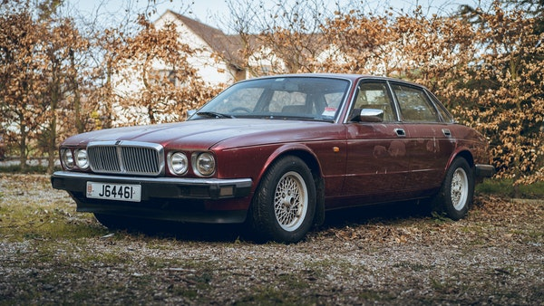 1989 Jaguar XJ40 project cars with Lister modifications For Sale (picture 85 of 153)