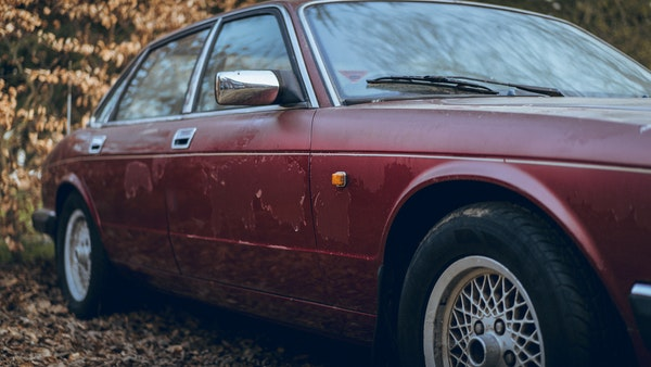 1989 Jaguar XJ40 project cars with Lister modifications For Sale (picture 123 of 153)