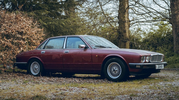 1989 Jaguar XJ40 project cars with Lister modifications For Sale (picture 83 of 153)