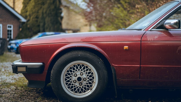 1989 Jaguar XJ40 project cars with Lister modifications For Sale (picture 120 of 153)