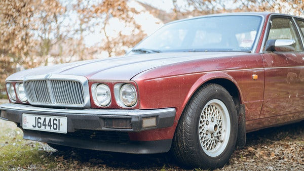 1989 Jaguar XJ40 project cars with Lister modifications For Sale (picture 112 of 153)