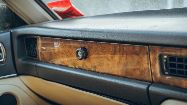 1989 Jaguar XJ40 project cars with Lister modifications For Sale (picture 104 of 153)