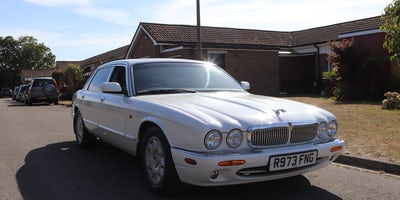 1998 Jaguar XJ8 Sovereign