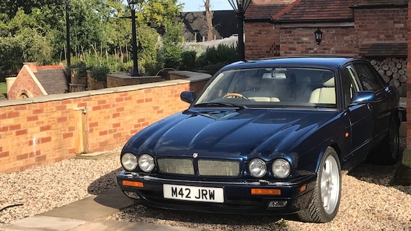1995 Jaguar XJR For Sale (picture 7 of 88)