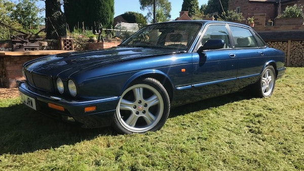 1995 Jaguar XJR For Sale (picture 1 of 88)